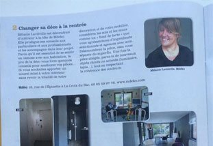 Article Fémina septembre 2016