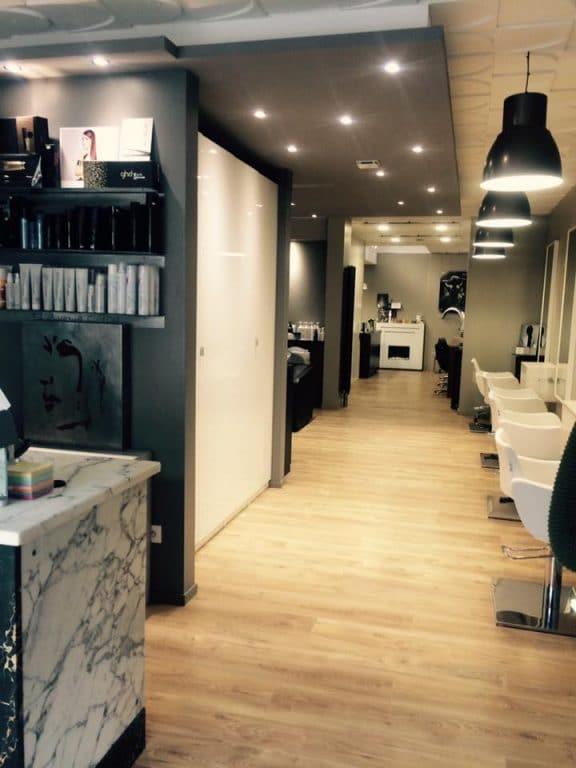 Salon de coiffure - barbier Avenue 43 à Méricourt