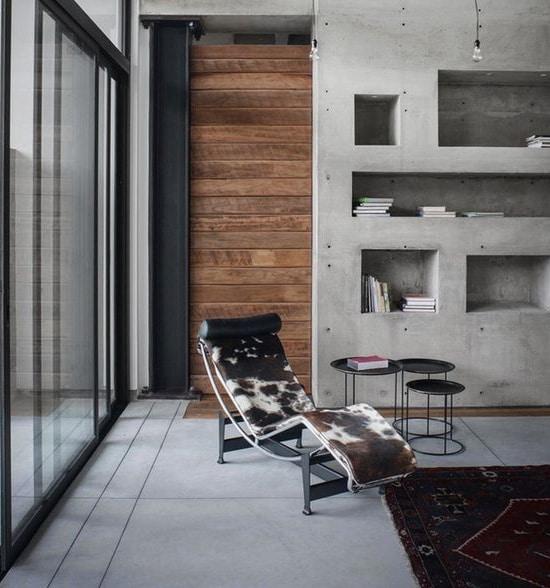 Chaise longue LC4 - Le Corbusier