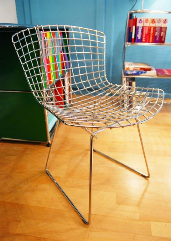 Chaise Wire - Harry Bertoia
