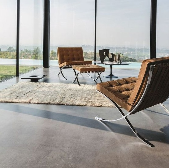 Fauteuil Barcelona - Ludwig Mies Van Der Rohe