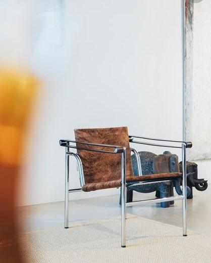 Fauteuil LC1 - Le Corbusier