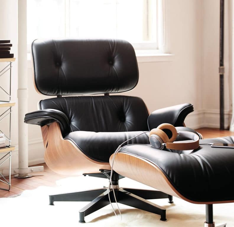 Lounge Chair - Charles Eames