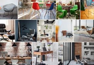 Les icônes du design - Objets cultes du design contemporain